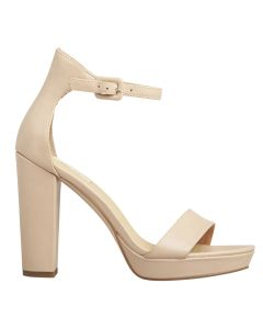 FLAMENCO PALE NUDE LEATHER