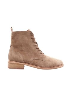 FRANKY NATURAL SUEDE